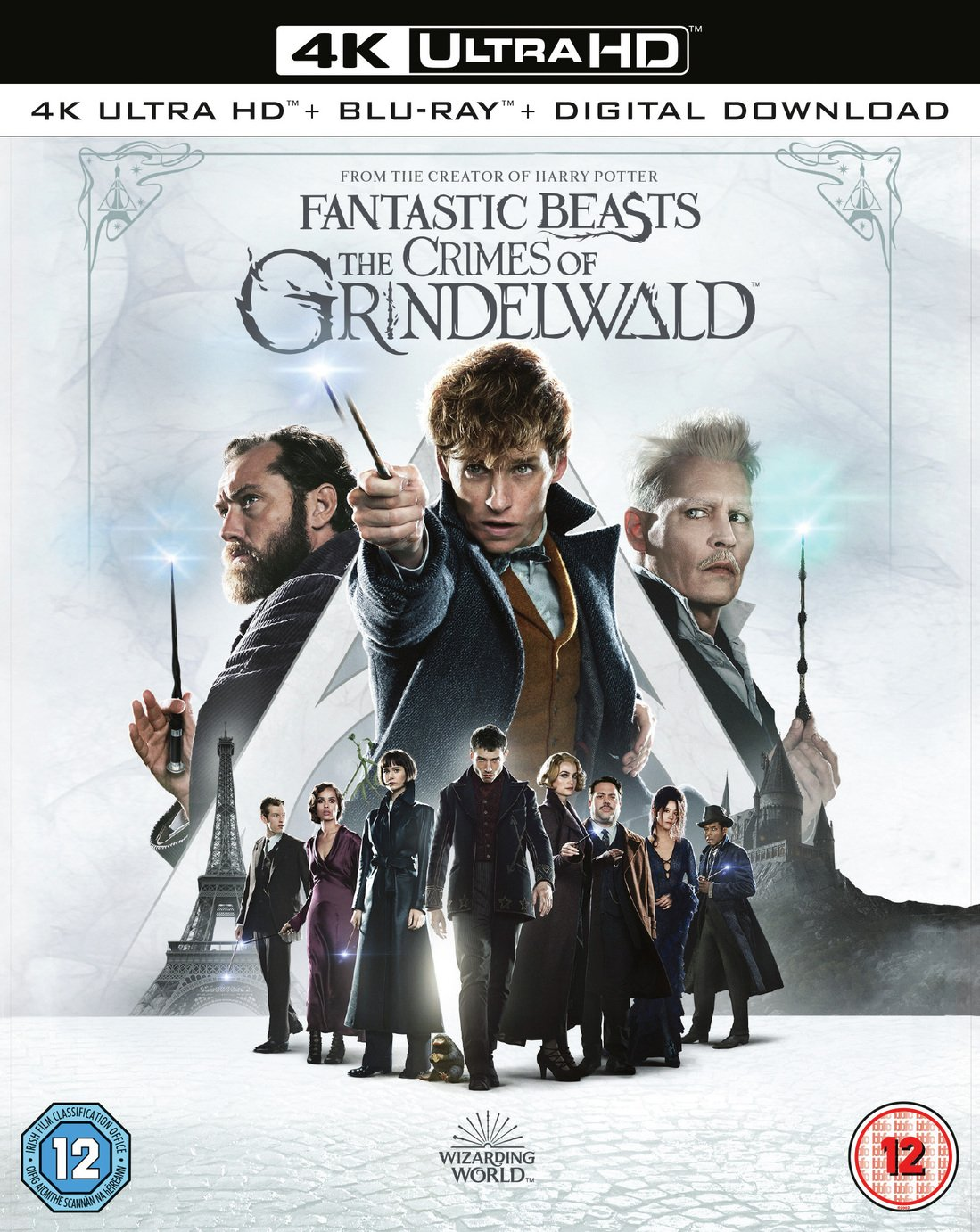 Fantastic Beasts: The Crimes of Grindelwald 4K UHD Blu-Ray review