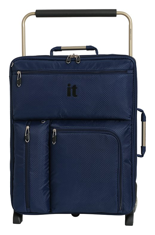 IT Luggage World's Lightest Max Size Cabin Suitcase review