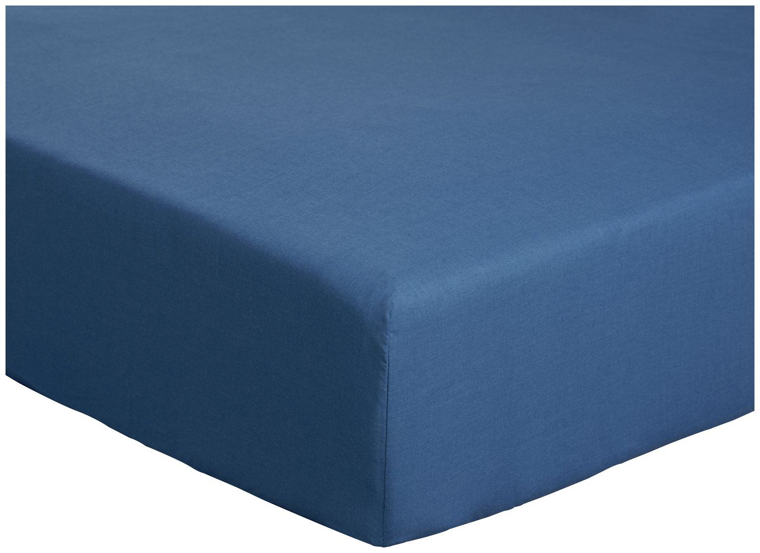 Argos Home Ink Blue Fitted Sheet review