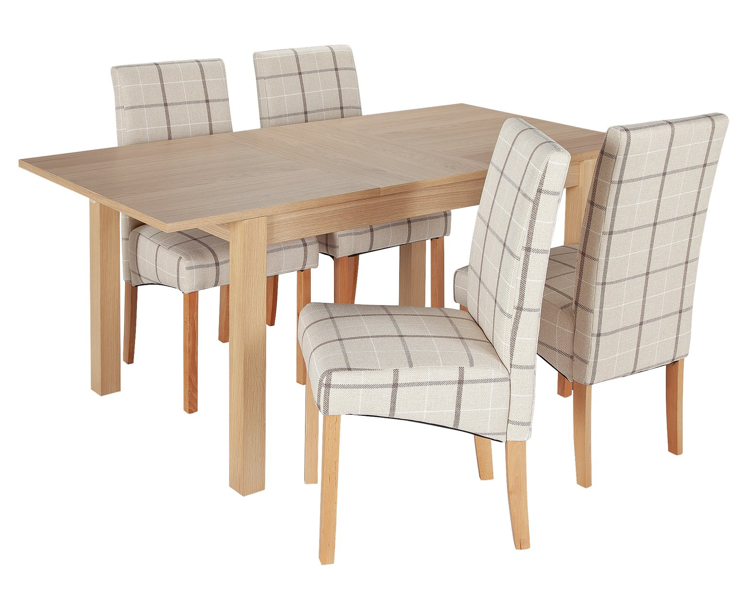 Argos Home Clifton Extendable Table & 4 Chairs review