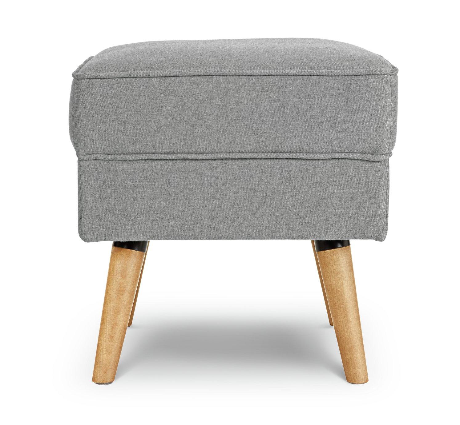 Argos Home Callie Fabric Footstool review