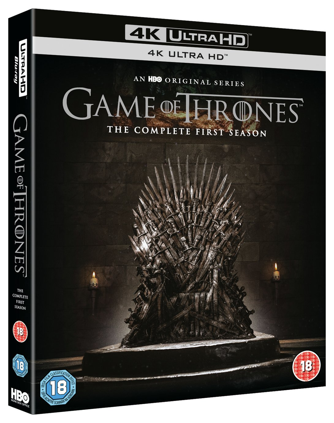 Game of Thrones Season 1 4K UHD Blu-Ray Box Set review