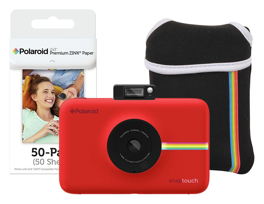 Polaroid Snap Touch Camera review