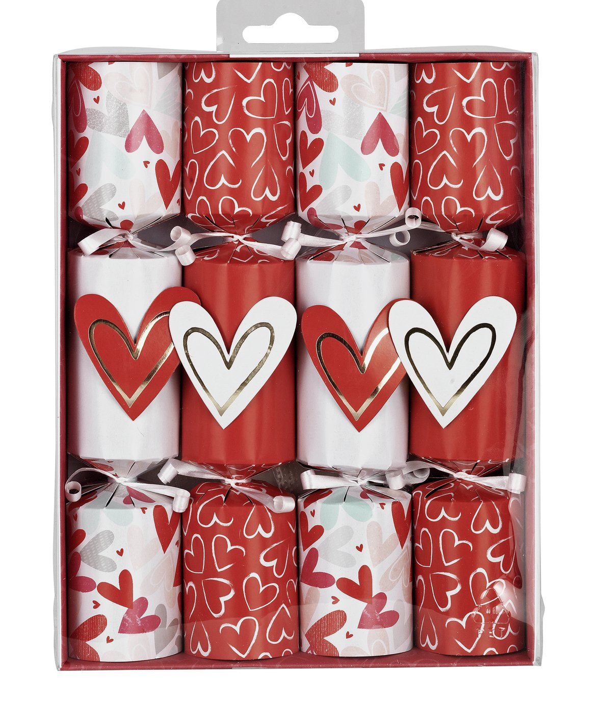 Argos Home Valentine's Day Crackers review