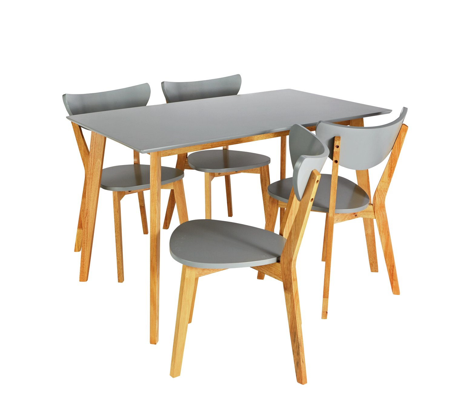 Argos Home Harlow Dining Table & 4 Chairs review