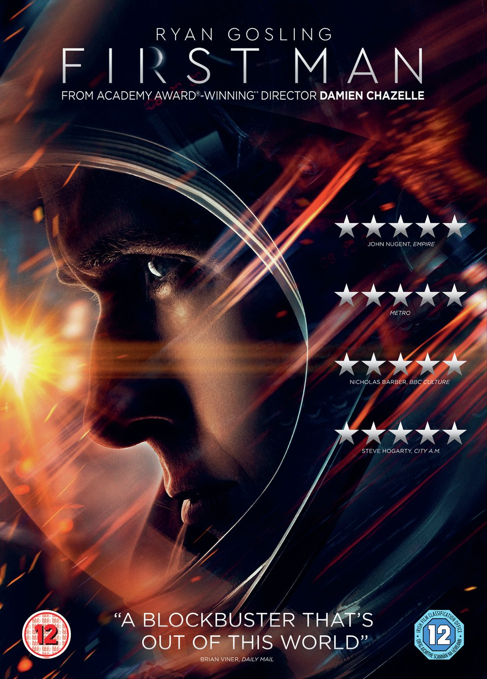 First Man DVD review