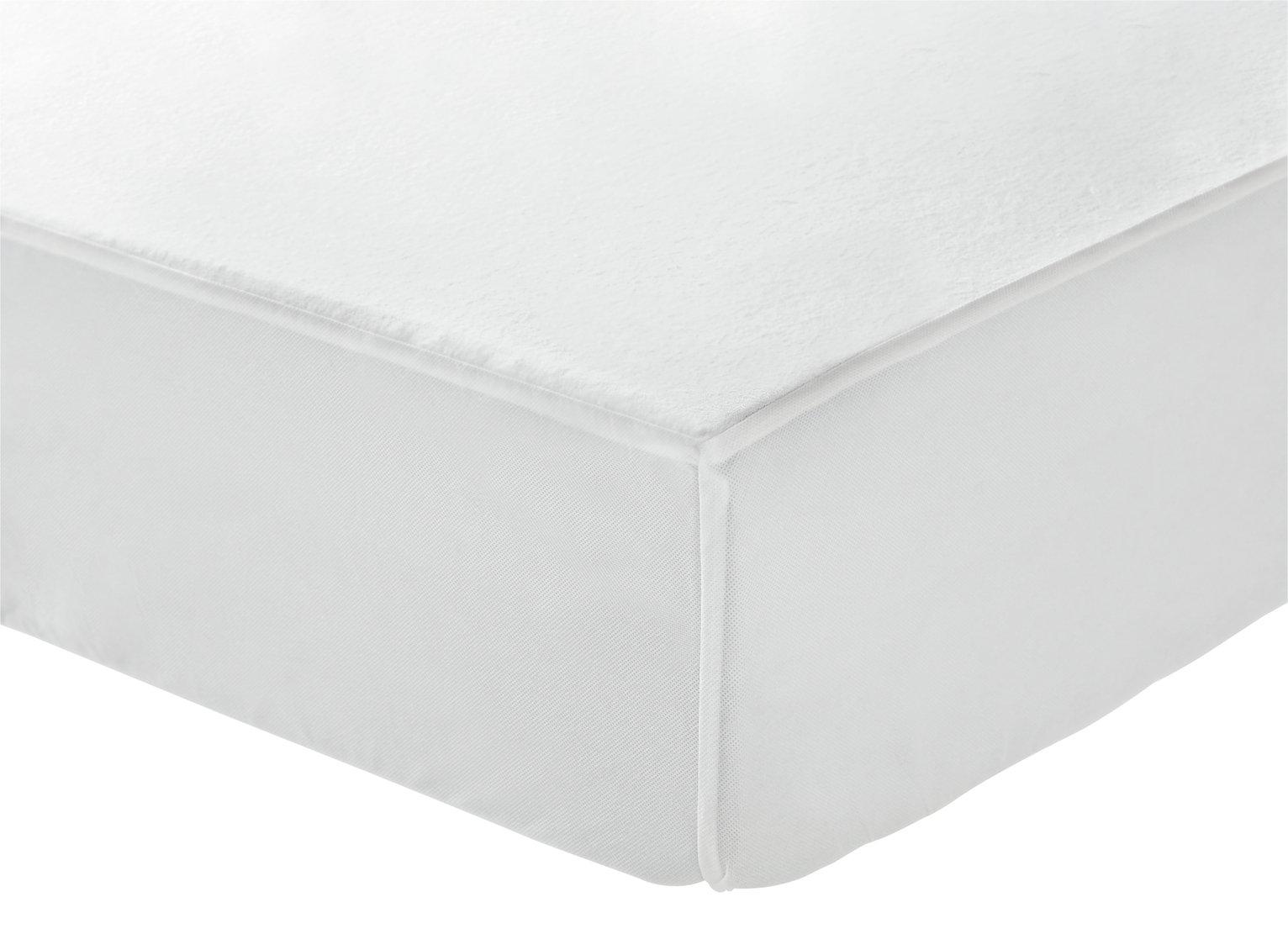 Argos Home Soft Cotton Waterproof Mattress Protector review