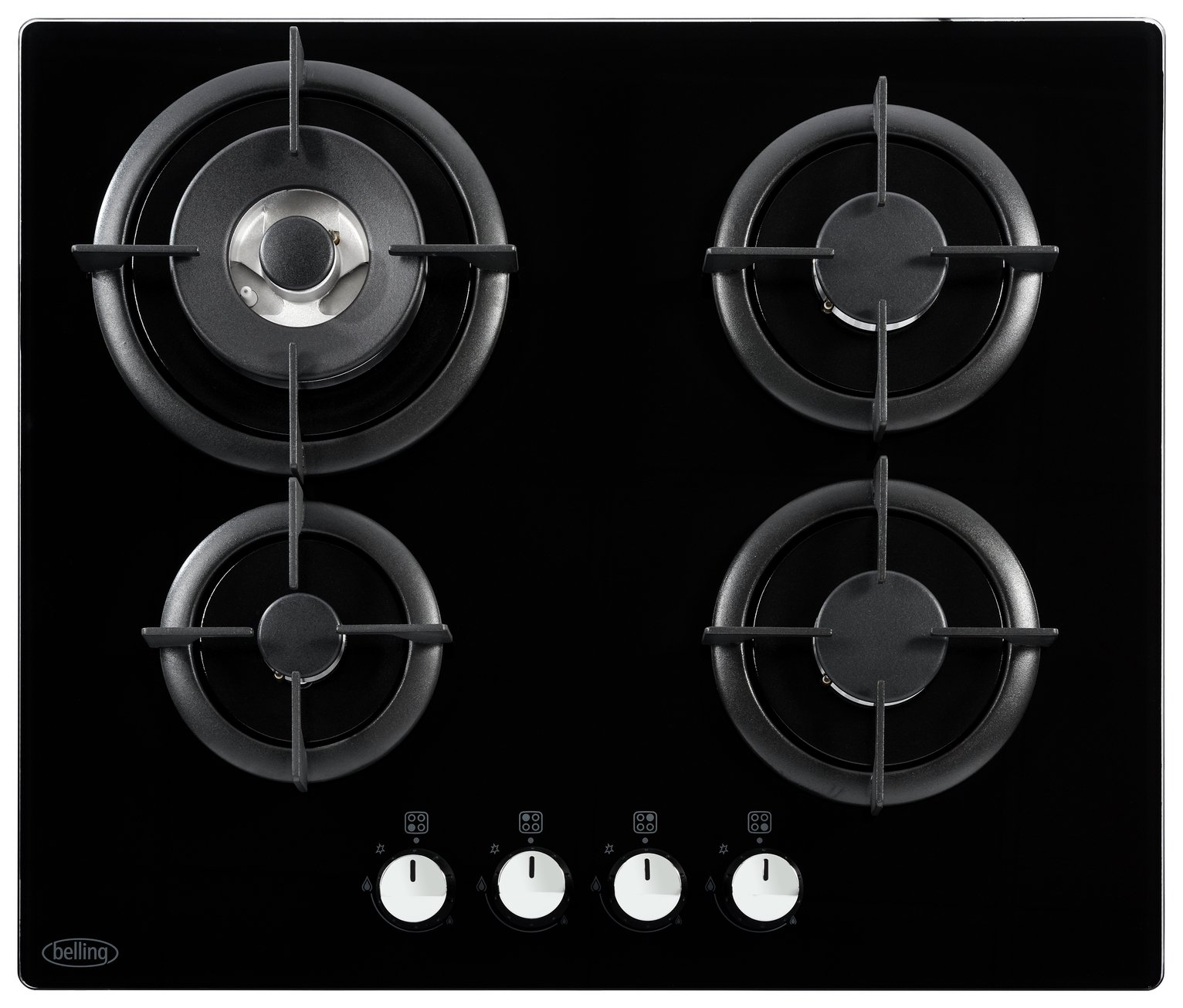 Belling GTG60C Gas Hob review