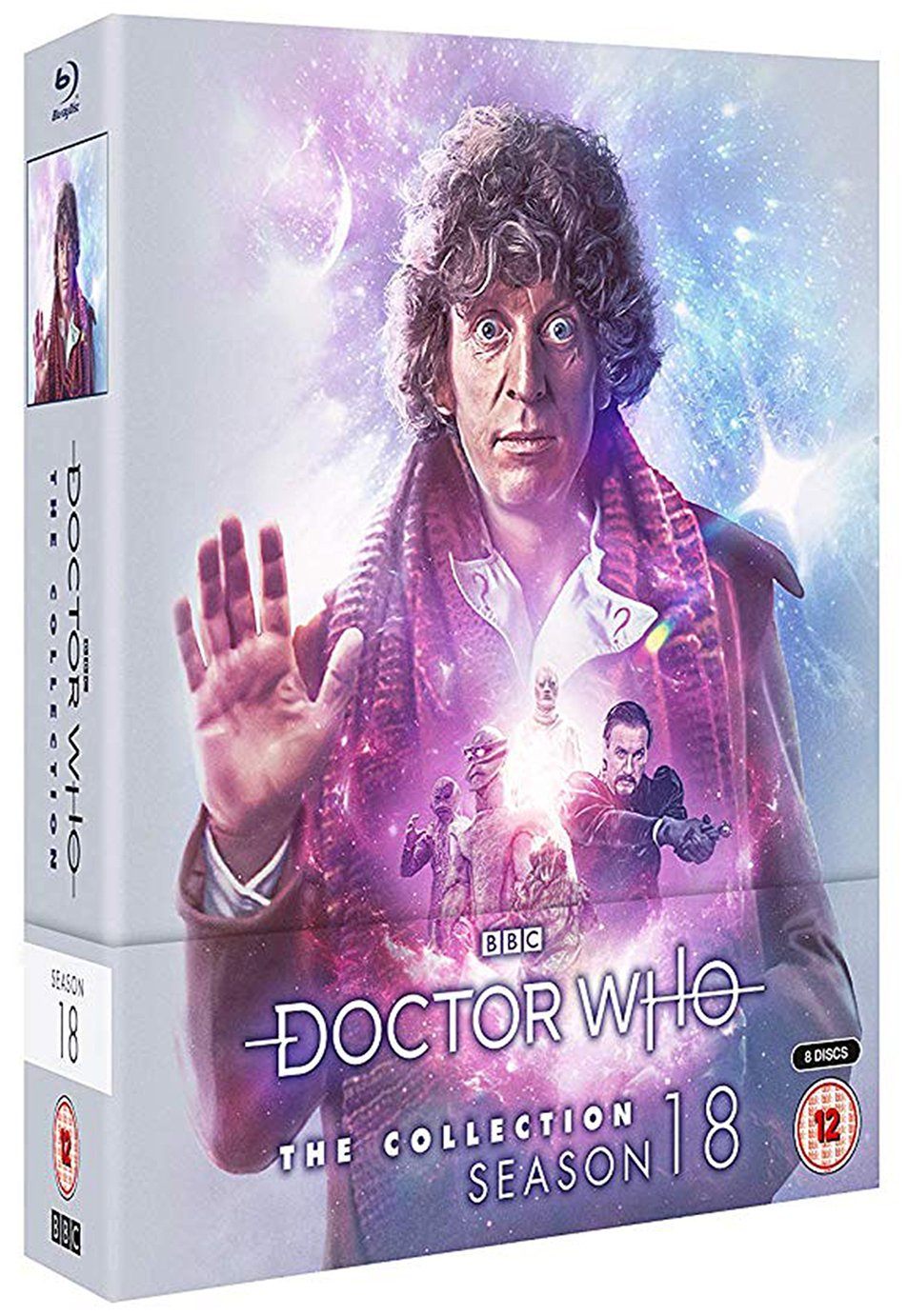 Doctor Who: The Collection Season 18 Blu-Ray review