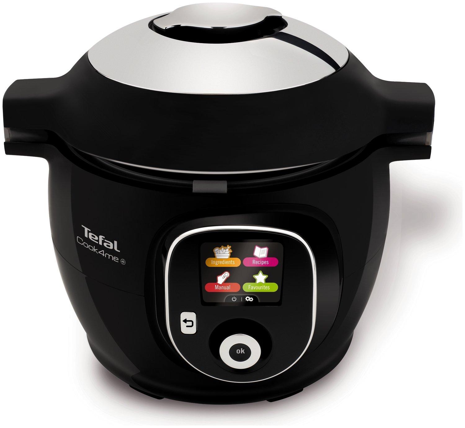 Tefal Cook 4 Me Plus 5-in-1 6.5L Pressure Cooker review