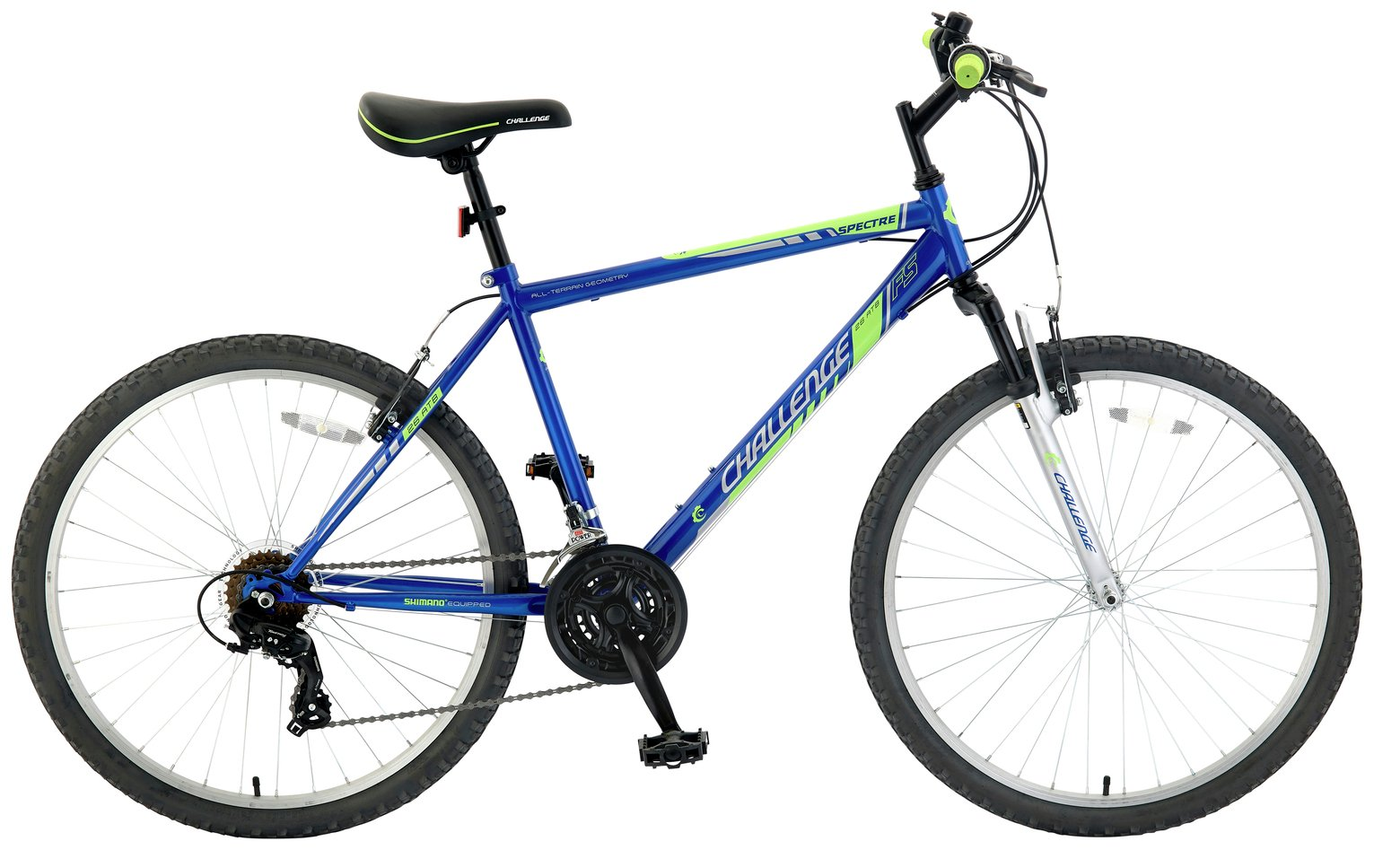 Challenge FS26SPE1N 26 inch Wheel Size Mens Mountain Bike review