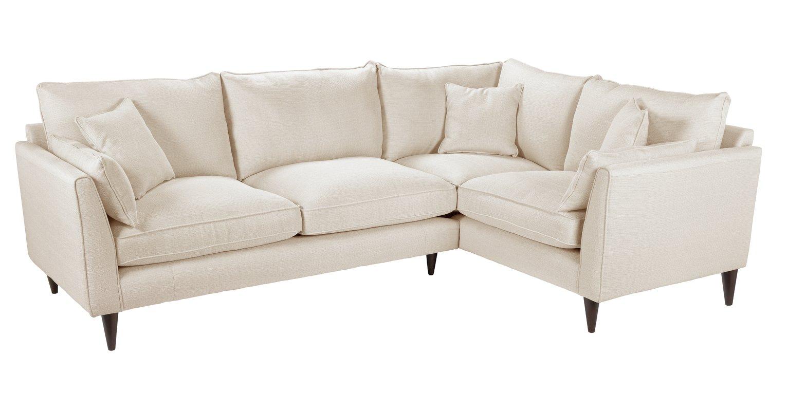 Argos Home Hector Right Corner Fabric Sofa review