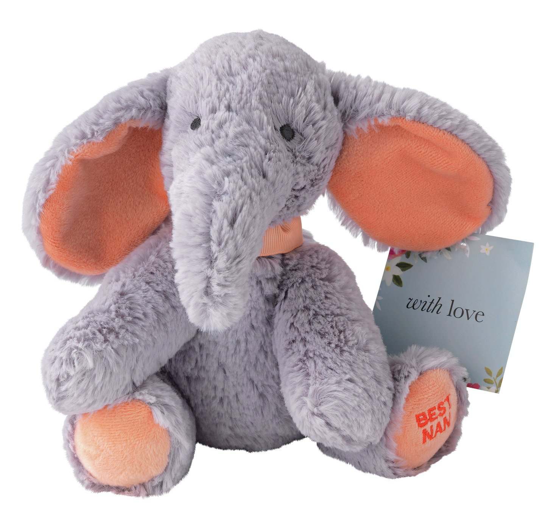 Argos Home Best Nan Elephant Plush review