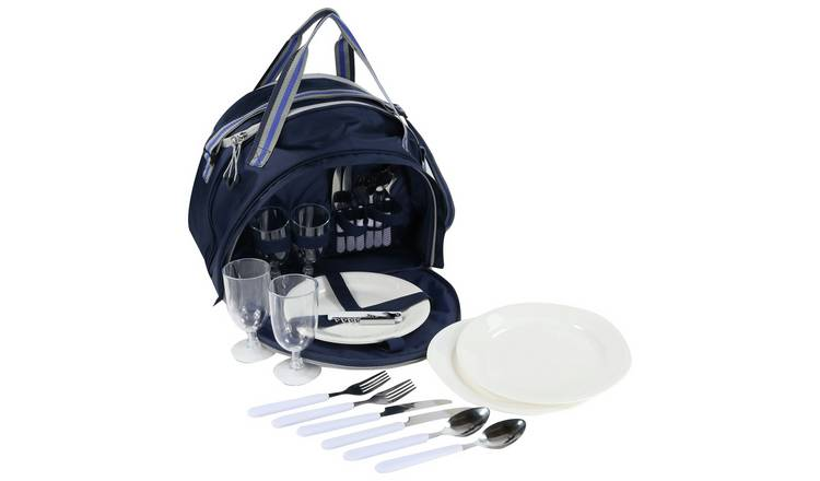Regatta Epula 4 Person Picnic Dinner Set