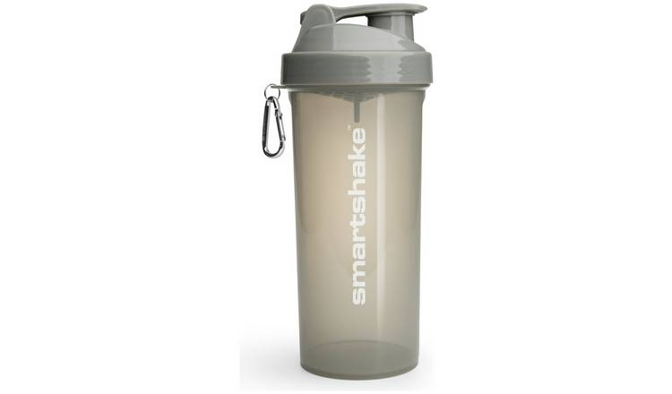 Buy Smartshake Forest Grey 1 Litre Container Protein Shakers Argos