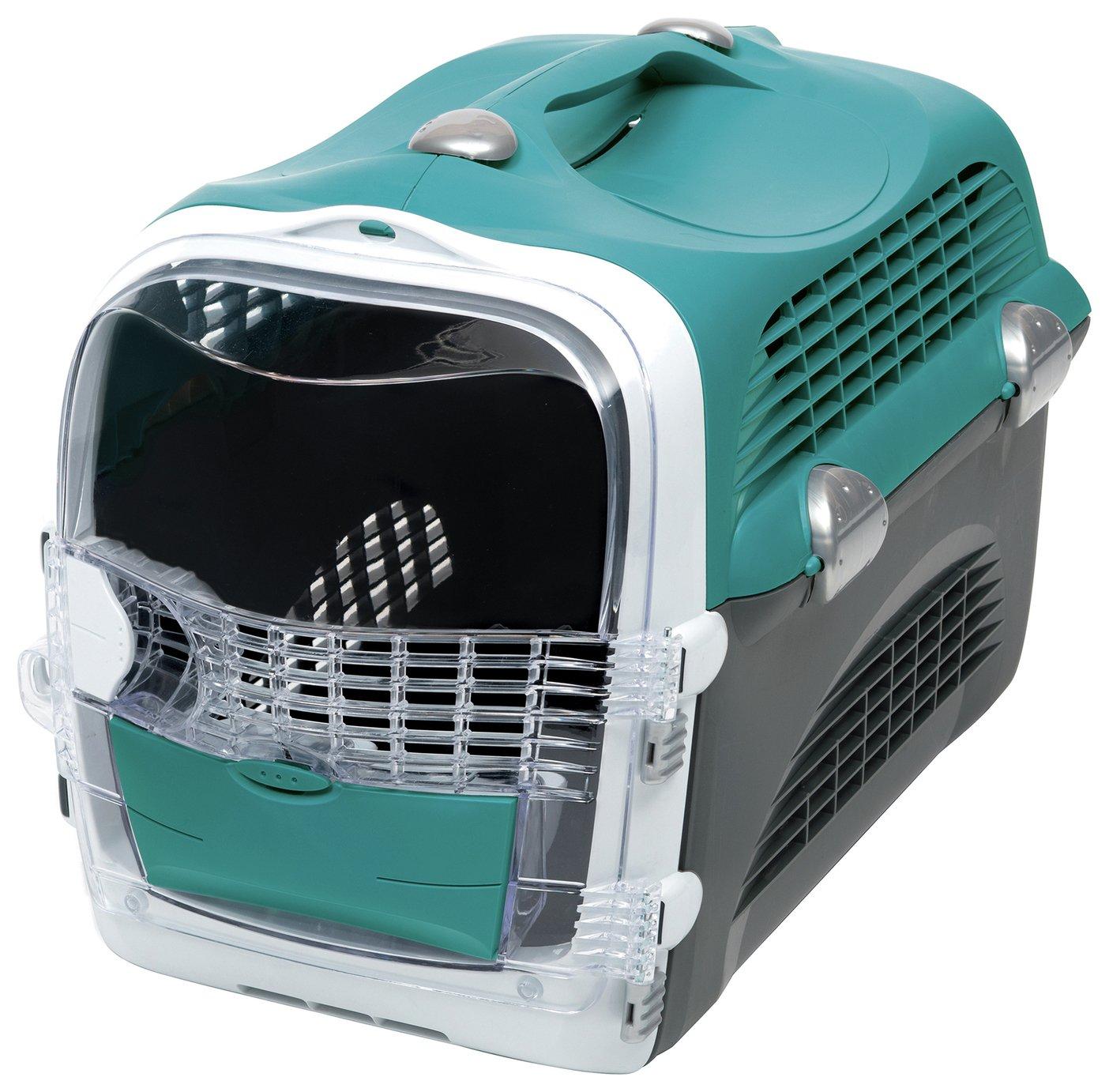 Catit Cabrio Pet Carrier - Turquoise
