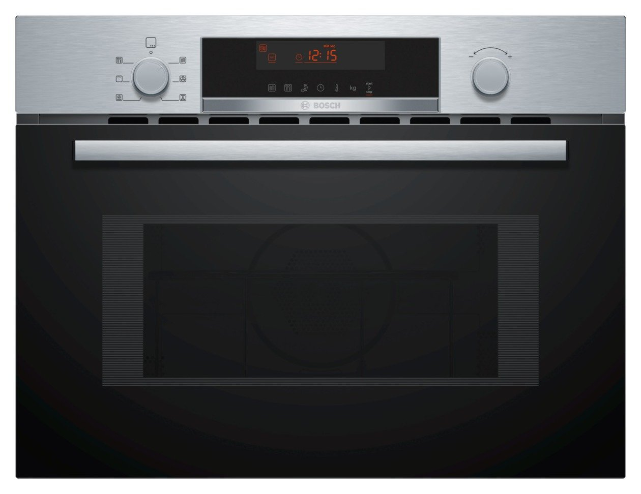 Bosch CMA583MS0B Built In Microwave - Stainless Steel