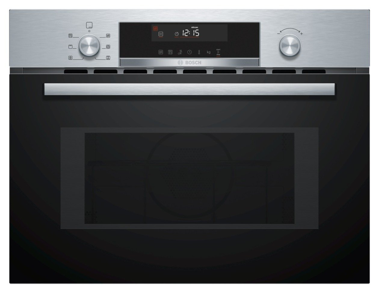 Bosch CMA585MS0B 900W Built In Microwave - Stainless Steel
