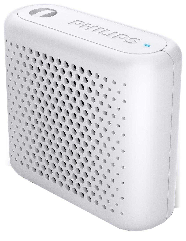 Philips BT55B/00 Portable Wireless Speaker - White