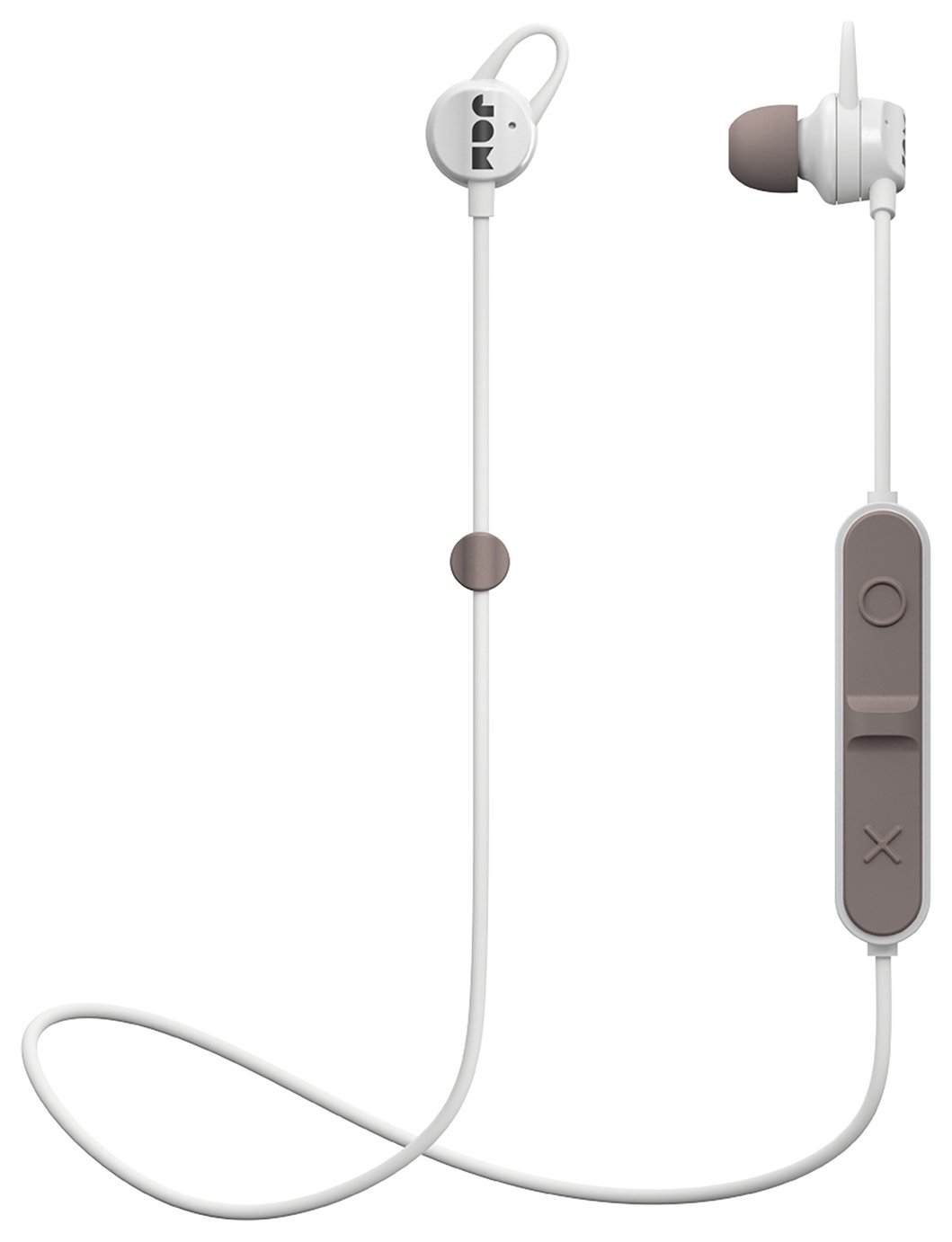JAM Live Loose In-Ear Bluetooth Headphones - Grey