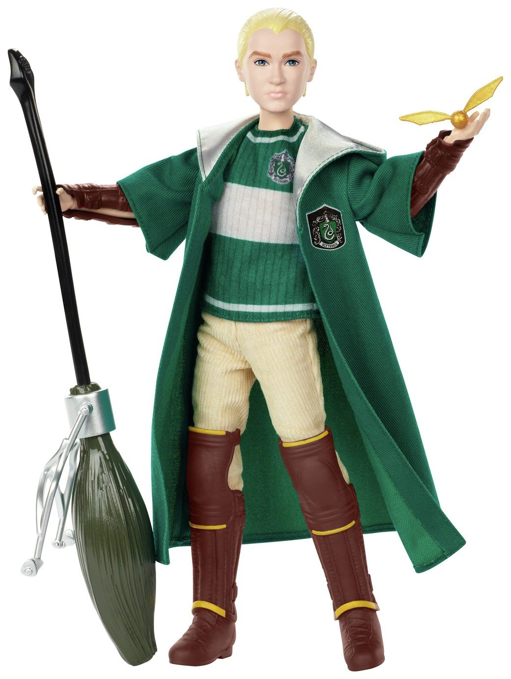 Harry Potter Draco Malfoy Quidditch Game