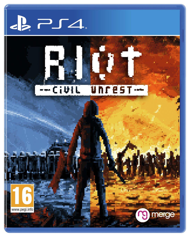Riot: Civil Unrest PS4 Game