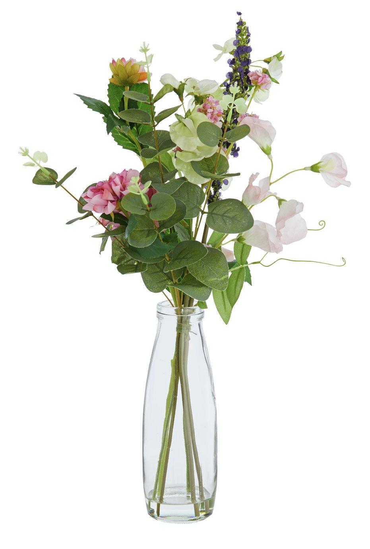 172 & Buy Sainsbury\u0027s Home Botanist Flowers in Vase | Artificial flowers and plants | Argos