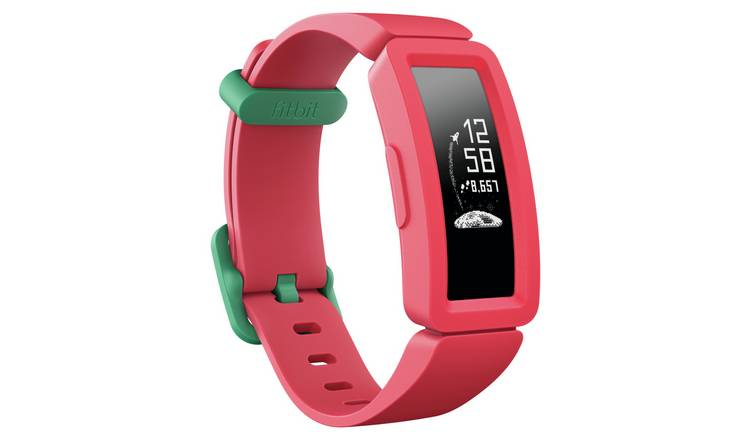 Fitbit Ace 2 Kids Activity Tracker- Watermelon/Teal