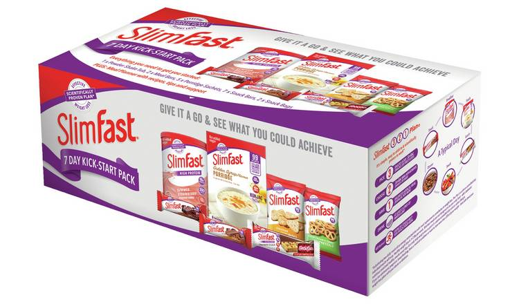 SlimFast 7 Day Kick-Start Pack