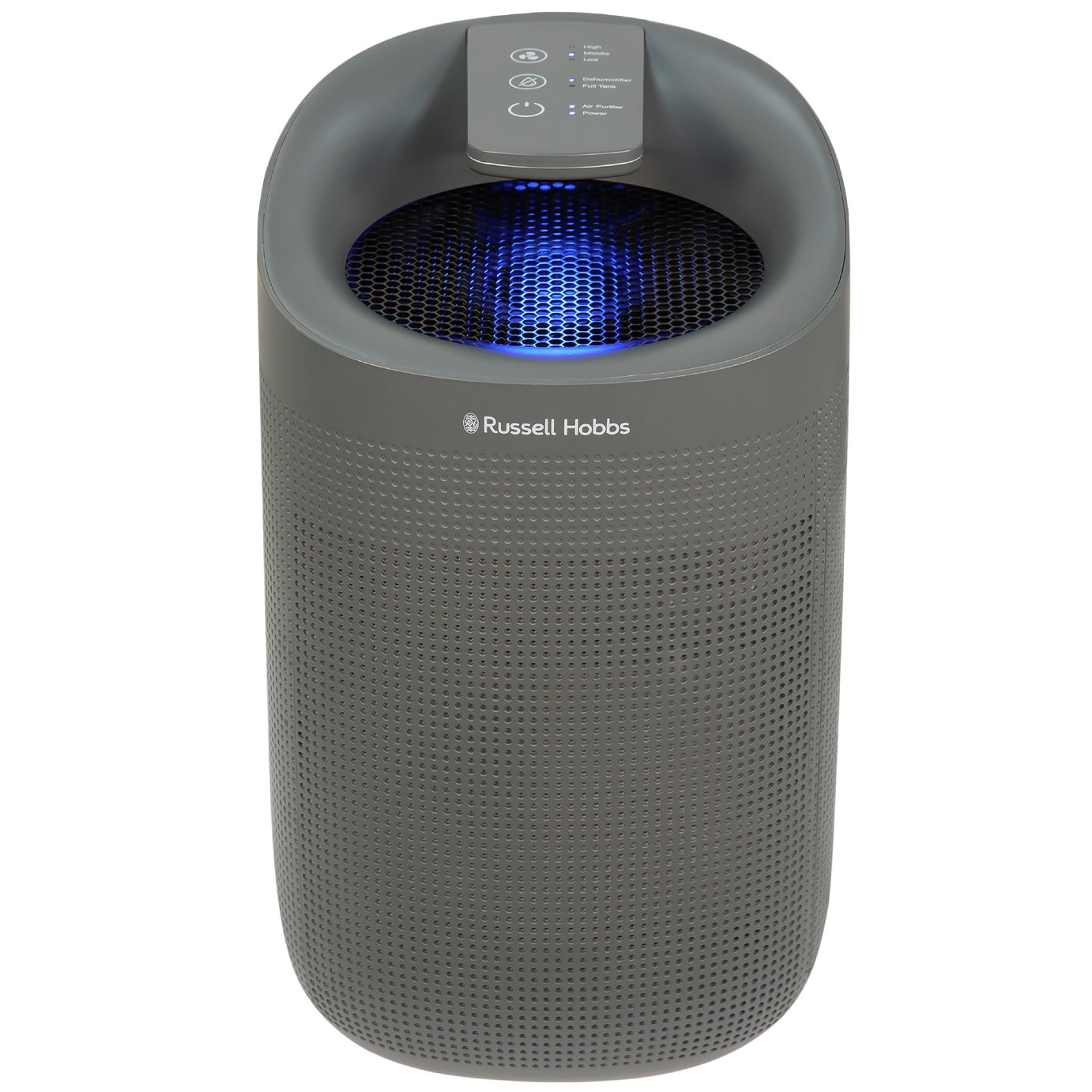 Russell Hobbs RHDH1101G Dehumidifier & Air Purifier-Grey