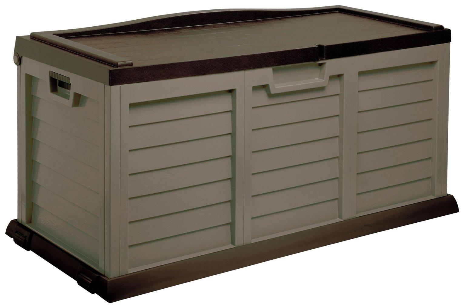 McGregor 440L Storage Box - Mocha