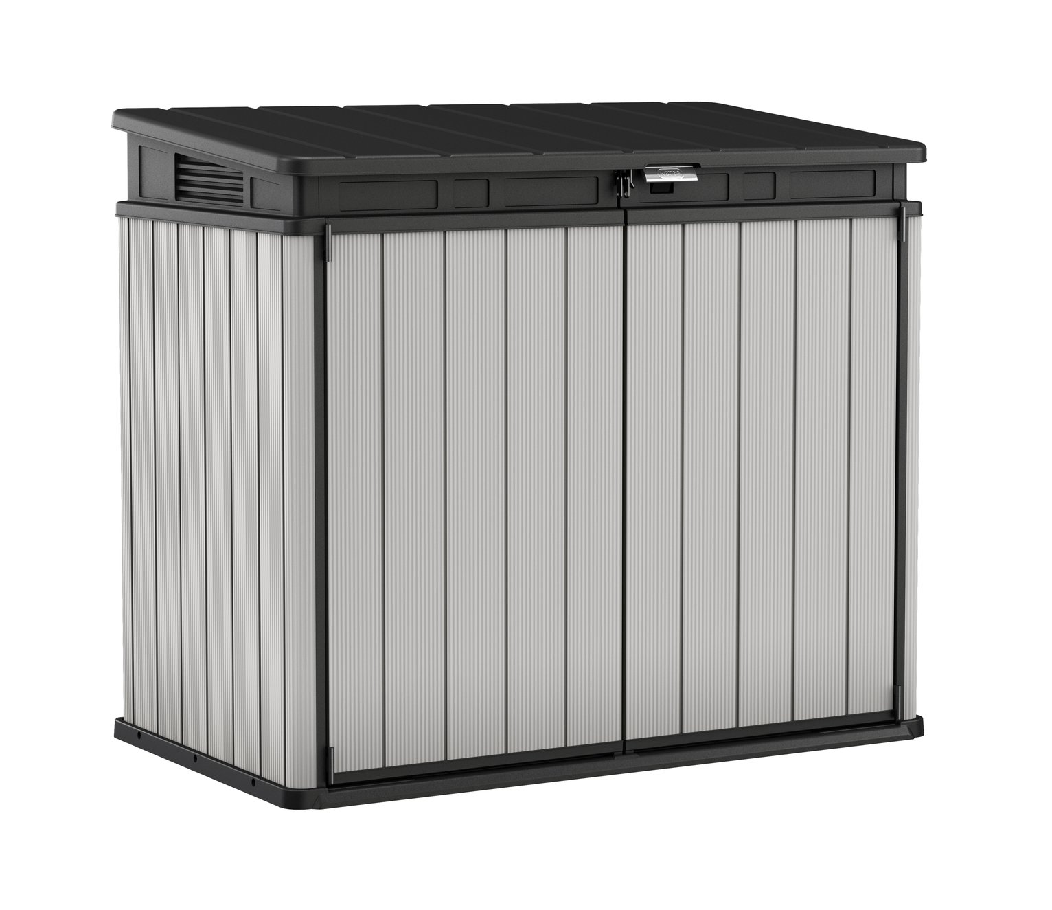 Keter Store It Out Premier XL Storage Shed 1150L - Grey