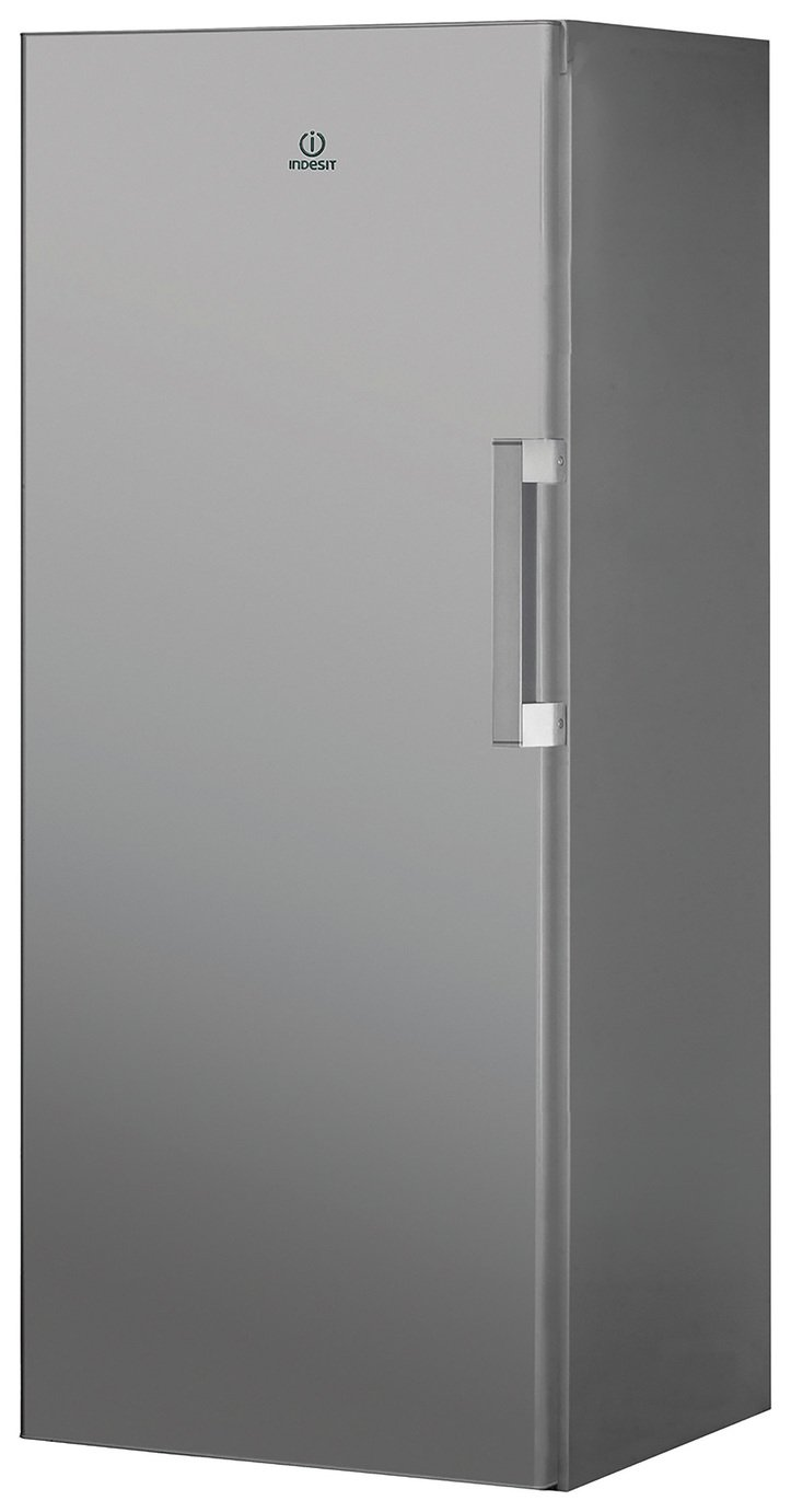 Indesit UI41SUK.1.1 Tall Freezer - Silver
