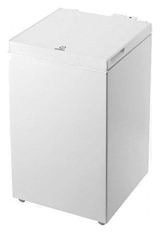 Indesit OS1A1002UK Chest Freezer - White Best Price, Cheapest Prices