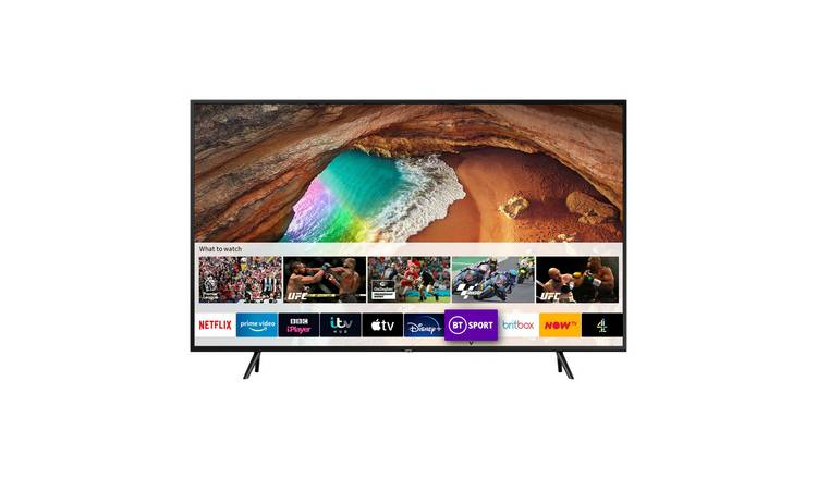 Buy Samsung 55 Inch Smart 4K UHD QLED TV With HDR | Televisions | Argos