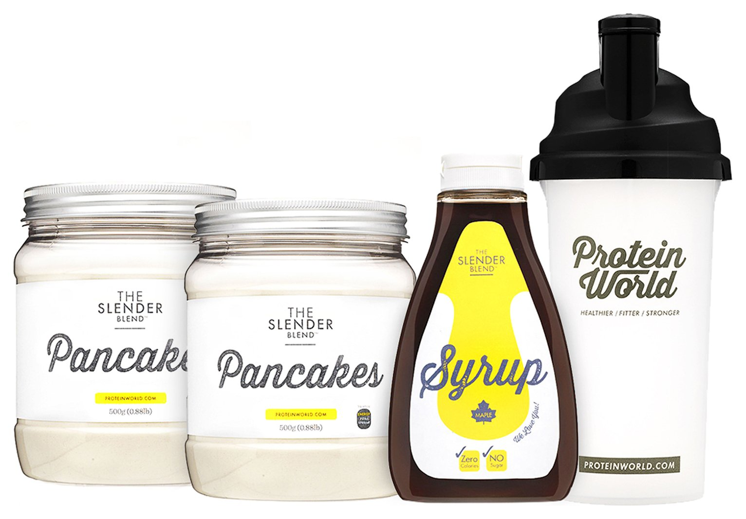 Protein World Pancake Collection