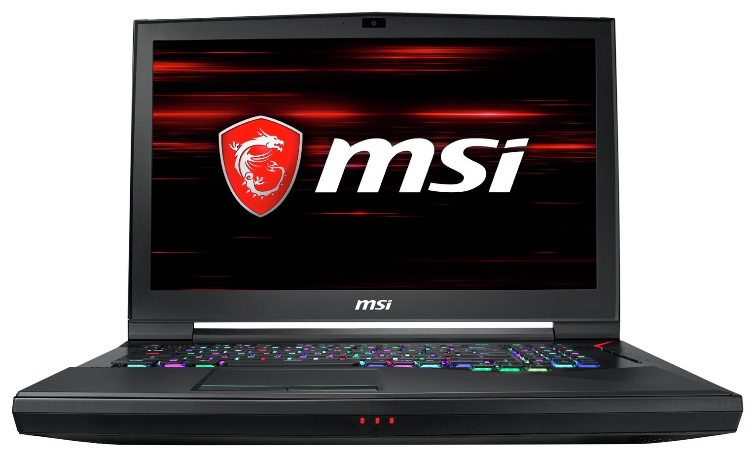 MSI GT75 Titan 17in i9 8GB 512GB 1TB RTX2080 Gaming Laptop