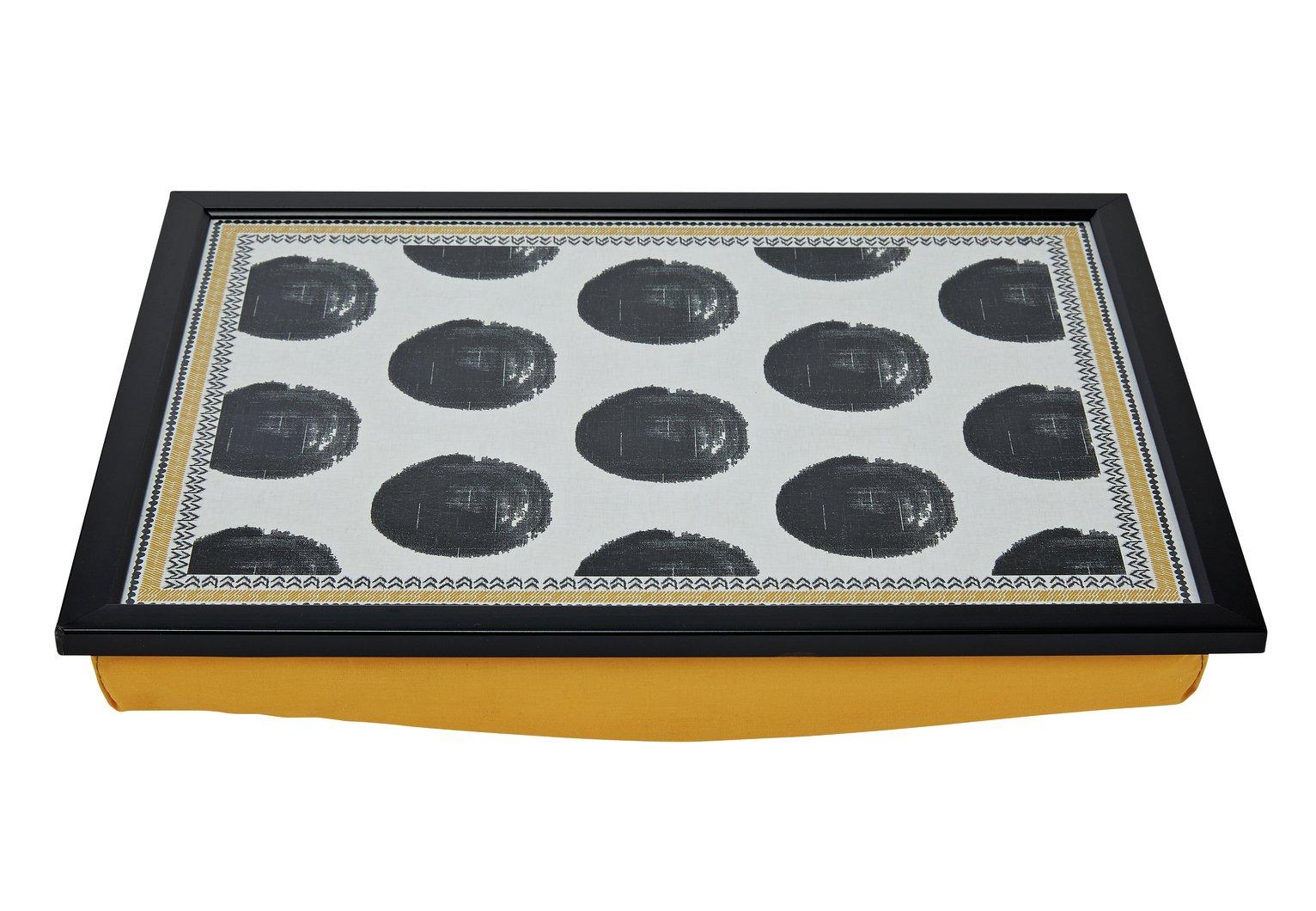 Argos Home Global Monochrome Lap Tray