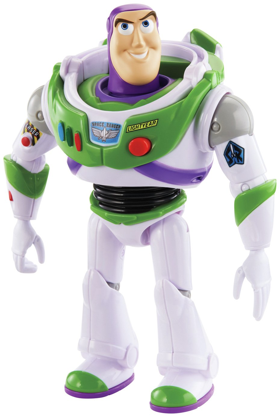 Disney Pixar Toy Story True Talkers Buzz Lightyear Figure