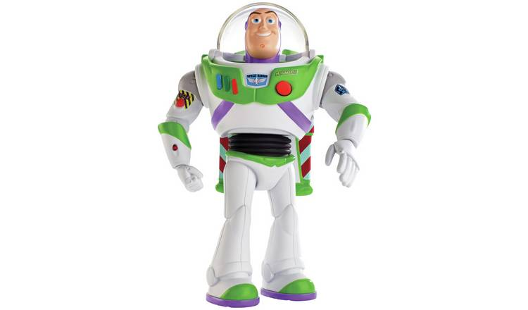 Disney Pixar Toy Story 4 Ultimate Walking Buzz Lightyear by Argos