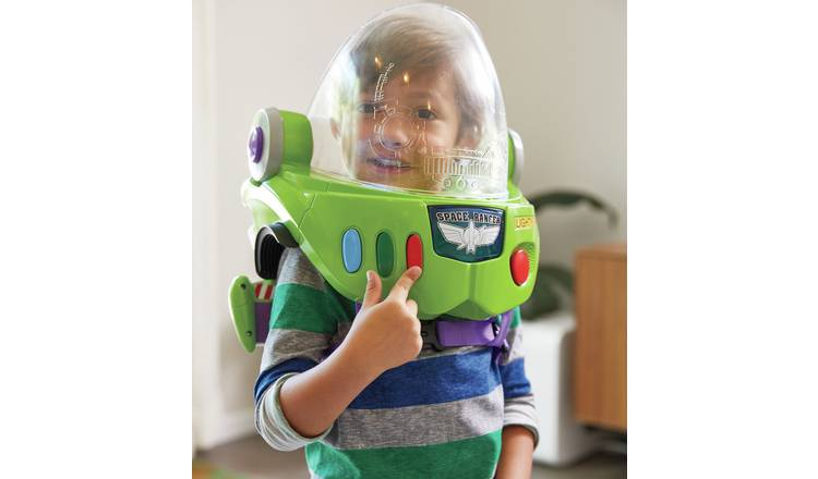 Toy Story Buzz Lightyear Space Ranger Armor with Jet Pack