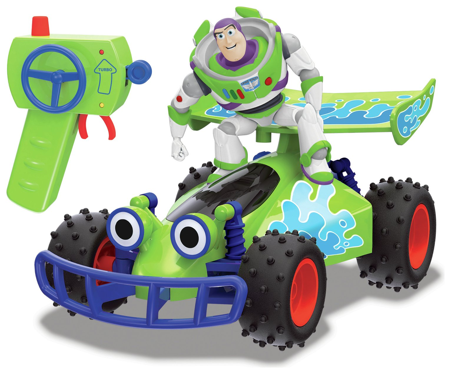 Disney Toy Story Buzz Lightyear 1:24 Radio Controlled Buggy