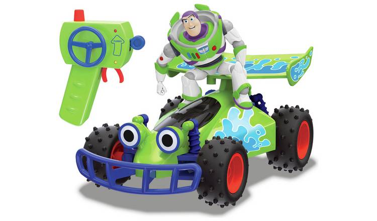 Toy Story 4 RC 1:24 Buggy Buzz Lightyear A Turbo Feature As Well ...