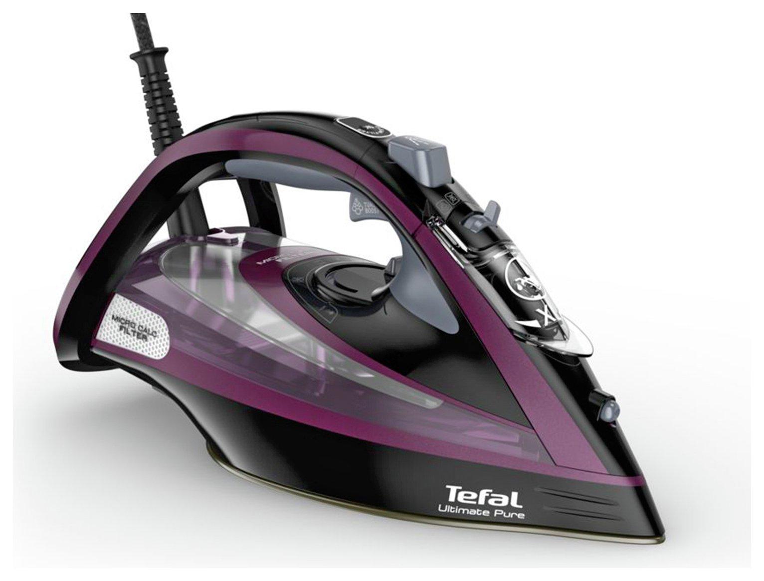 Tefal Ultimate FV9835 Steam Iron