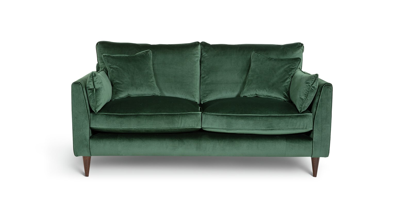 Argos Home Hector 2 Seater Velvet Sofa review