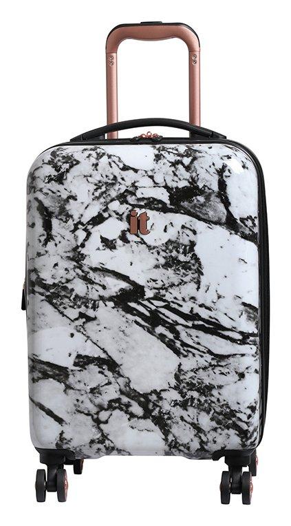 it Luggage Expandable 8 Wheel Hard Suitcase