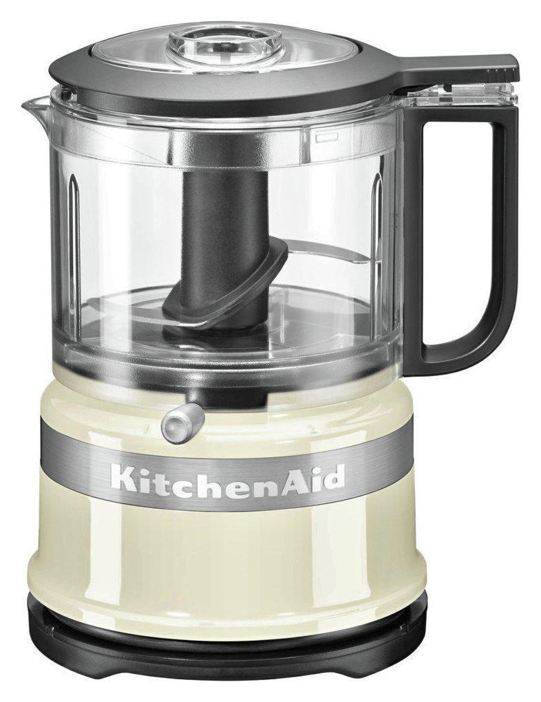 KitchenAid 5KFC3516BAC Electric Mini Chopper - Almond