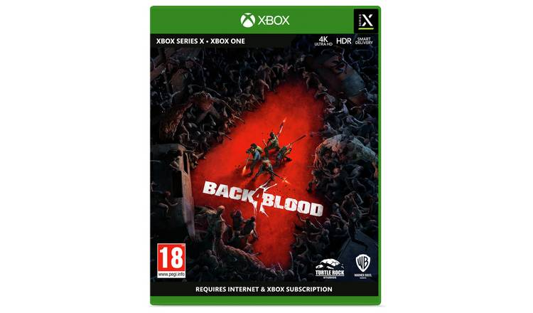 Back 4 Blood Xbox One & Series X Game Pre-Order