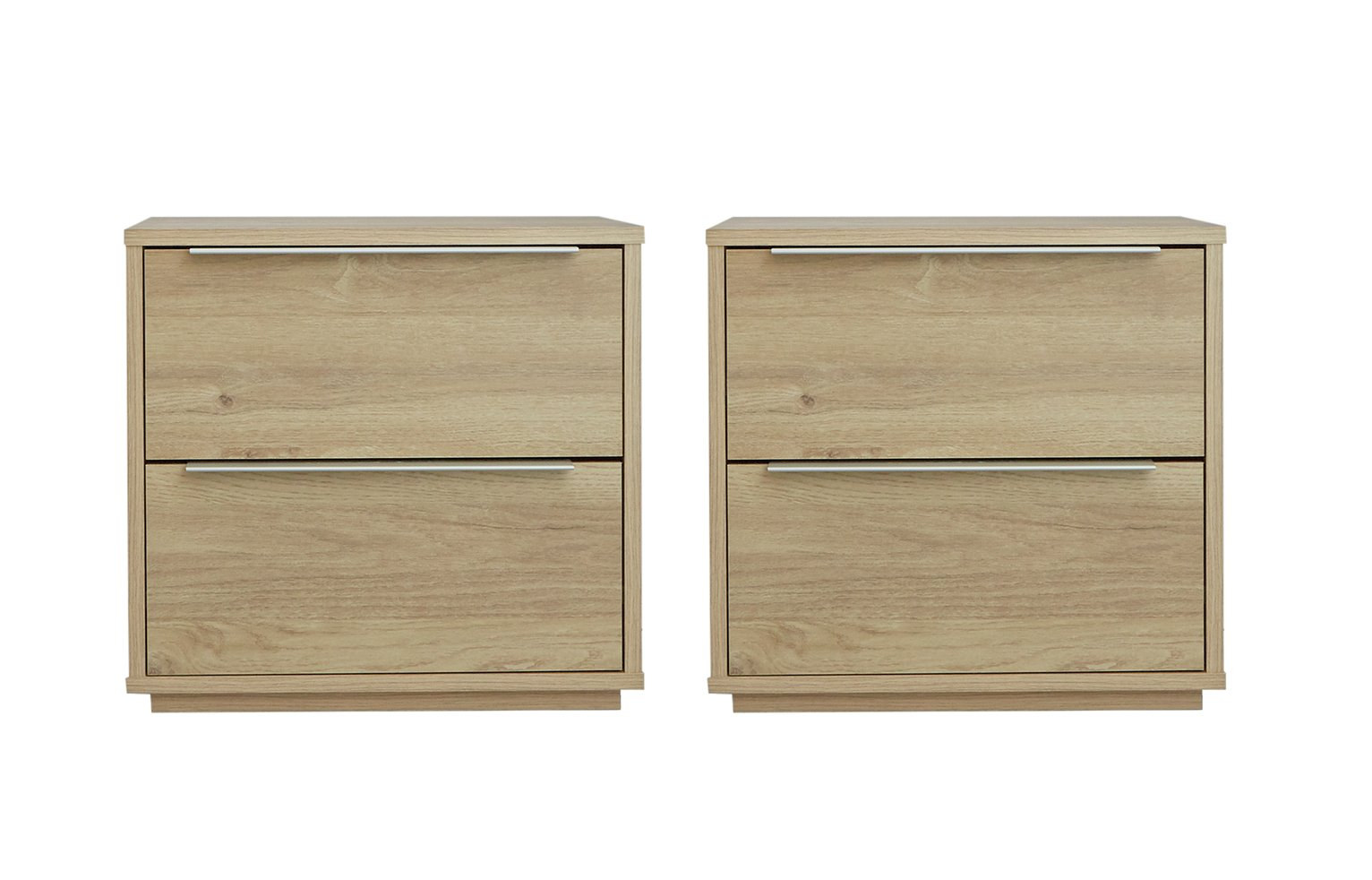Argos Home Holsted 2 x Bedsides Package