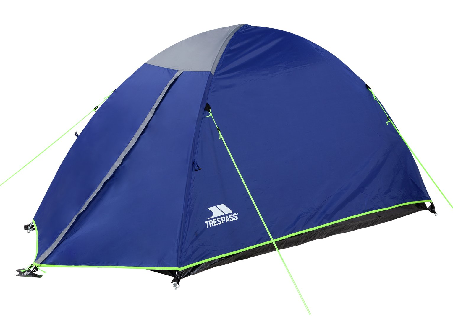Trespass 2 Man Darkened Room Dome Tent